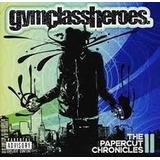 Gym Class Heroes The Papercut [cd Original Lacrado]